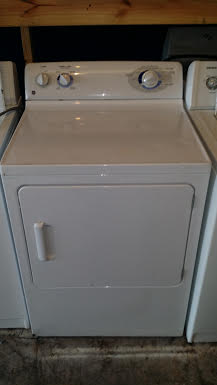 Knoxville refurbished GE dryer