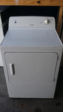 Knoxville refurbished Hotpoint dryer