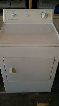 Knoxville used frigidaire dryer