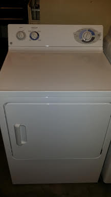Knoxville pre-owned ge dryer