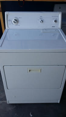 Knoxville refurbished Kenmore dryer