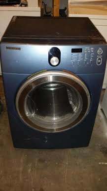 Knoxville refurbished Samsung dryer