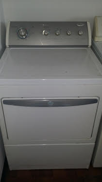 Knoxville pre-owned whirlpool dryer